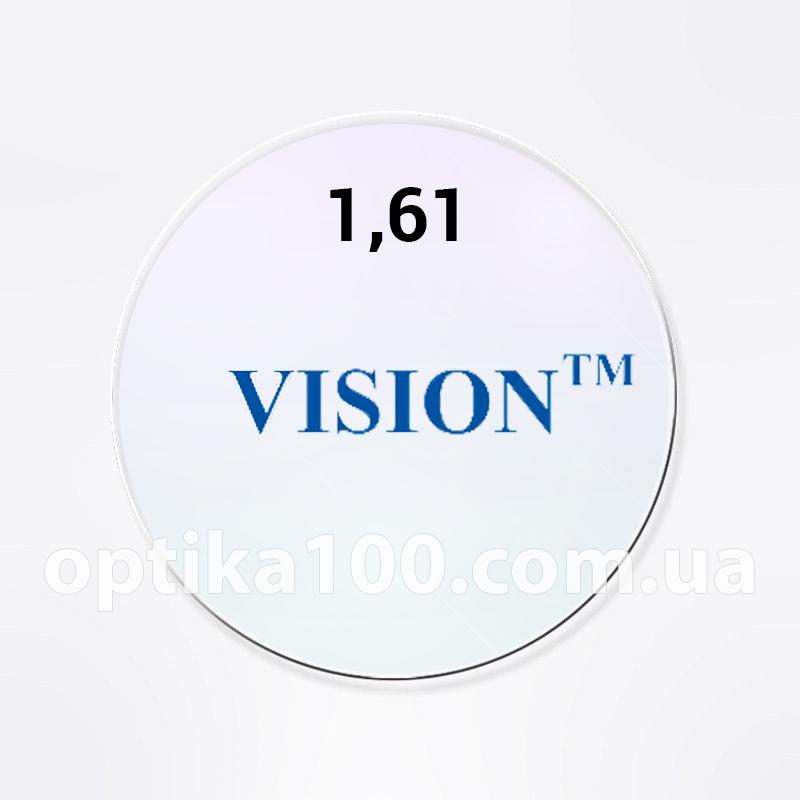 Утонченная линза VISION (Корея) 1,61 HMC+EMI+UV400