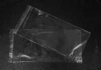 Полипропиленовые пакеты с клапаном 12 х18 см / уп-100шт 30МкМ