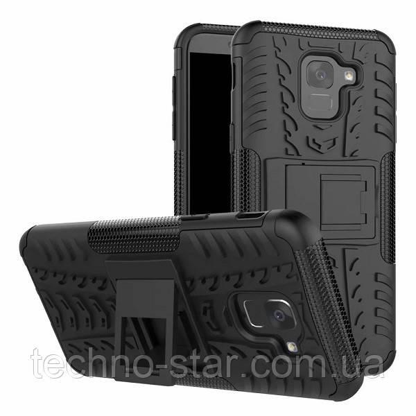 Противоударный чехол (бампер) для Samsung Galaxy J6 2018 J600 J600F J600G