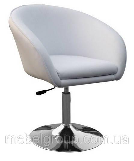 Кресло барное Мурат НЬЮ белое