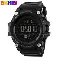 Спортивные электронные мужские часы Skmei 1384