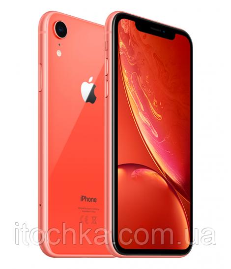 Apple iPhone XR Dual Sim 64Gb Coral