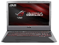 Ноутбук Asus ROG-Gaming G752VT-GC031T (i7-6700HQ/16/1TB/256SSD/GTX970m-3Gb) - Class A