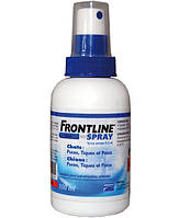 Frontline Spray Фронтлайн Спрей для борьбы с блохами и клещами у собак и кошек