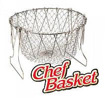 Складной дуршлаг Chef Basket