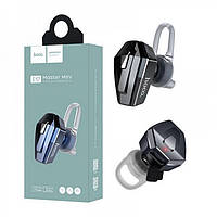 Bluetooth-гарнитура Hoco E17 Серая
