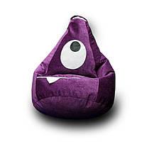 Детское кресло мешок PufOn, Монстр XL