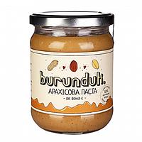 """Арахисовая паста """"классическая"""" Burunduk, 450 г"""