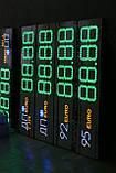 """Комплект электронных  информационных табло для автозаправок """"PS2-320S"""" (высота символа 320 мм), фото 6"""