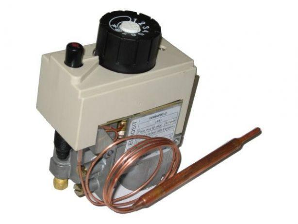 Автоматика газового котла Данко (газовый клапан безопасности) Евросит-630