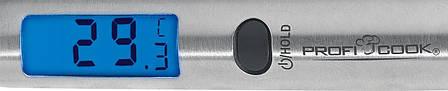 Термометр кулинарный цифровой (Отправка в день заказа) PROFI COOK PC-DHT 1039 Германия, фото 2