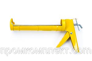 Пистолет для силикона полузакрытый Стандарт