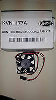 Вентилятор охлаждения (кулер) KVN1177A для платы управления печи РЕ2042А/РЕ2044А Unox XEVC, XECC, XEBC