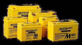 Мото аккумулятор MOTOBATT