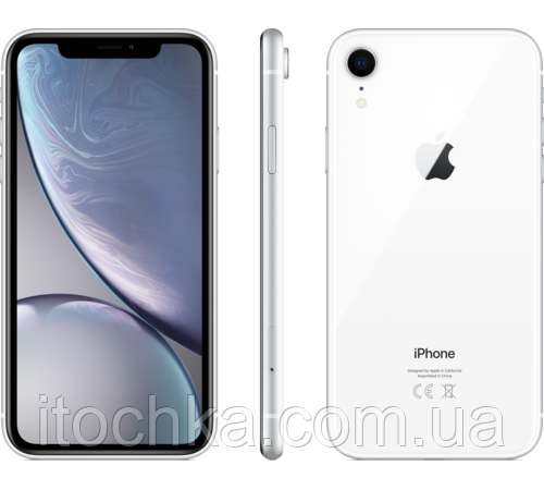Apple iPhone XR Dual Sim 128Gb White