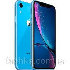 Apple iPhone XR Dual Sim 128Gb Blue