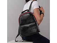 Женский кожаный рюкзак  OLIVIA LEATHER NWB53-8930A-BP, фото 1