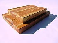 Доска разделочная 25х40 см, толщина 4см