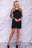 Оригинальное нарядное  платье футляр 42-48р, фото 7
