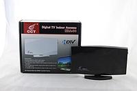 Антена комнатная для Т2 DVB-T2 с усилителем AN ATV 343