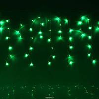Гирлянда DELUX ICICLE 108LED/flash 2x1m внешняя Зеленый