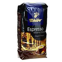 Tchibo Espresso Milano Style кофе зерновой, 1 кг
