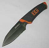 Нож стропорез Gerber Compact Fixed Blade, фото 8