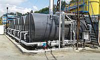Емкости, резервуары, цистерны для хранения и разогрева битума