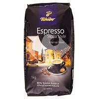 Tchibo Espresso Sicilia Style кофе зерновой, 1 кг