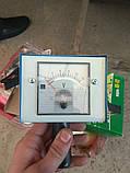 Нагрузочная вилка для 12 вольтовых аккумуляторной батареи от 15-240 Ач, фото 4