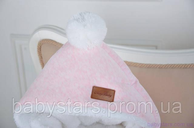 зимний конверт-одеяло на выписку