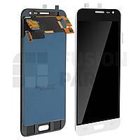 Дисплей Samsung J320 Galaxy J3 (2016) с тачскрином (White) TFT с регулировкой яркости