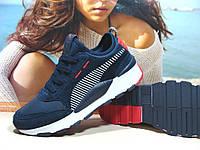 Мужские кроссовки Puma RS-0 (реплика) синие 42 р., фото 1