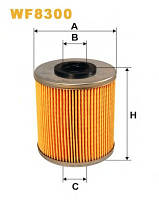 Топливный фильтр на Рено Мастер II (h=87мм) / WIX WF8300