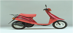 Yamaha 2JA