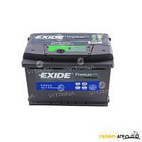 Аккумулятор EXIDE PREMIUM 64Ah-12v EA640 (242х175х190) │ R,EN640 (Европа)