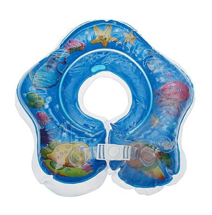 """Надувной круг для купания малышей ТМ """"Бусинка"""""""