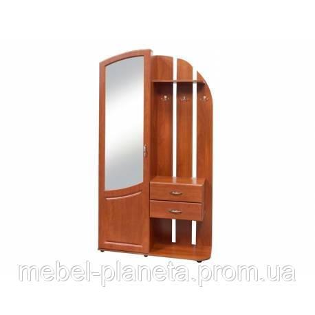 """Передпокій з дзеркалом """"ПМ-17"""" МДФ (РТВ меблі)"""