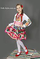 Український національний костюм №35(122-146см.)