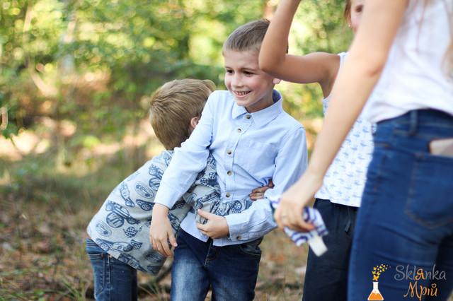 фото квест на детский праздник