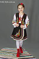 Український національний костюм для дівчинки №36(122-146см.)