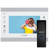 Slinex SL-07M и Slinex ML-15HR комплект видеодомофона