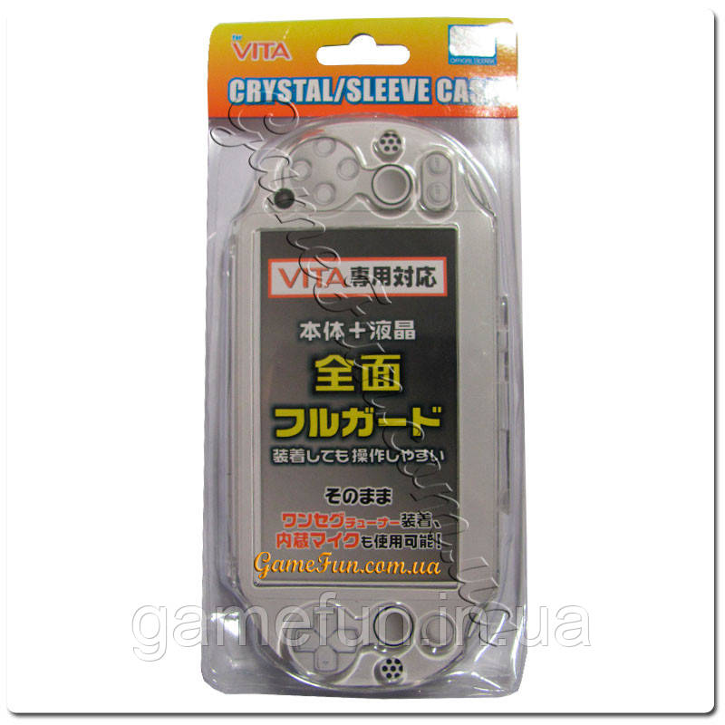 Crystal Case PS Vita 2000 premium (PCH-2000)