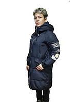 Пальто - пуховик 48-50