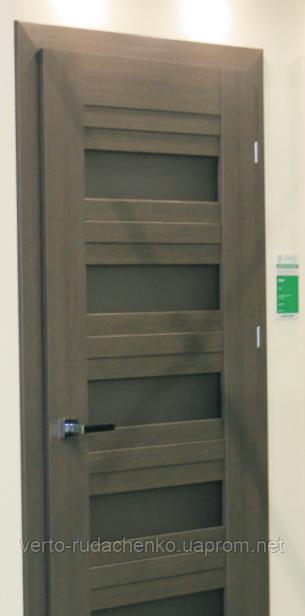 """Двери Verto Лада 4.5 в цвете Кора венге """"Verto LINE-3D"""""""