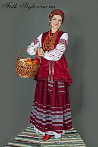 Український національний костюм №76(44-56р.)  продажа 27857959714eb