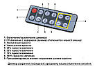 ИК диммер IR DMR 12V, 6A (12 buttons), фото 4