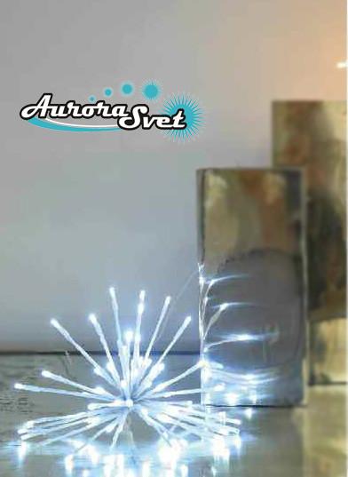 LED гирлянда эффект ВОДОПАДА 48+16 светодиодов. Светодиодная гирлянда. Гирлянда LED. Производство Франция.
