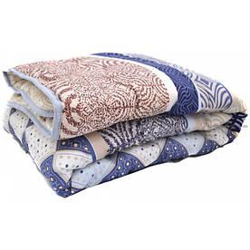 Одеяло Вилюта хлопковое в ранфорсе 200*220 евро (150 гр/м2)