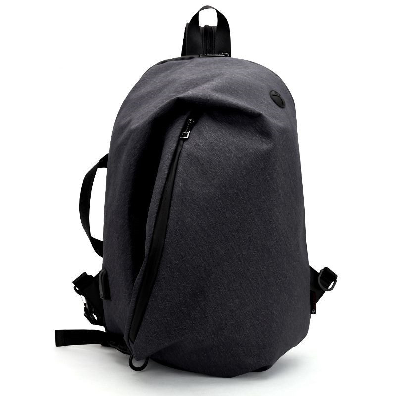 Модный однолямочный рюкзак-мешок-сумка Arctic Hunter B00195, водозащищенный, 20л